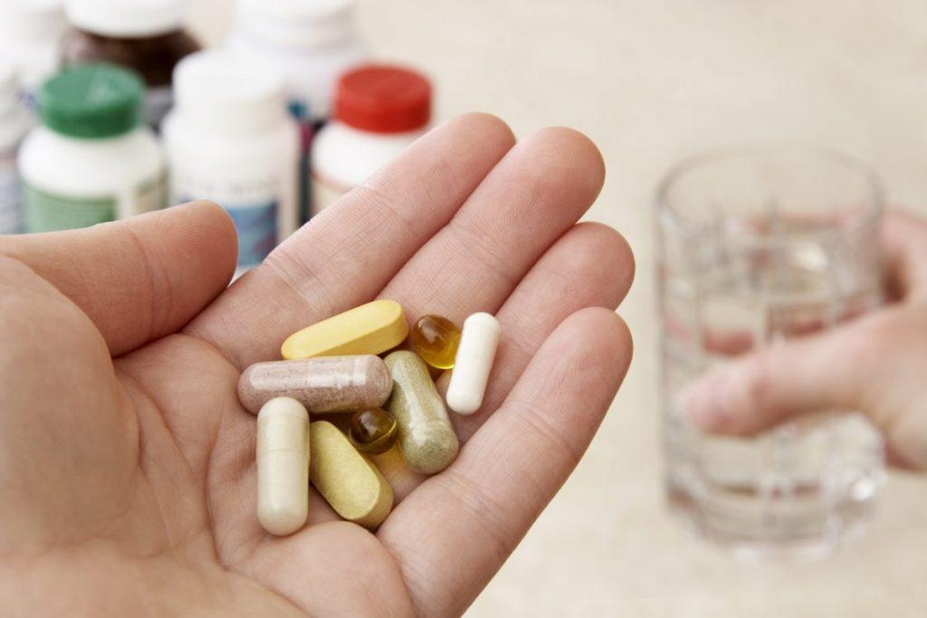 multivitamin hand dose