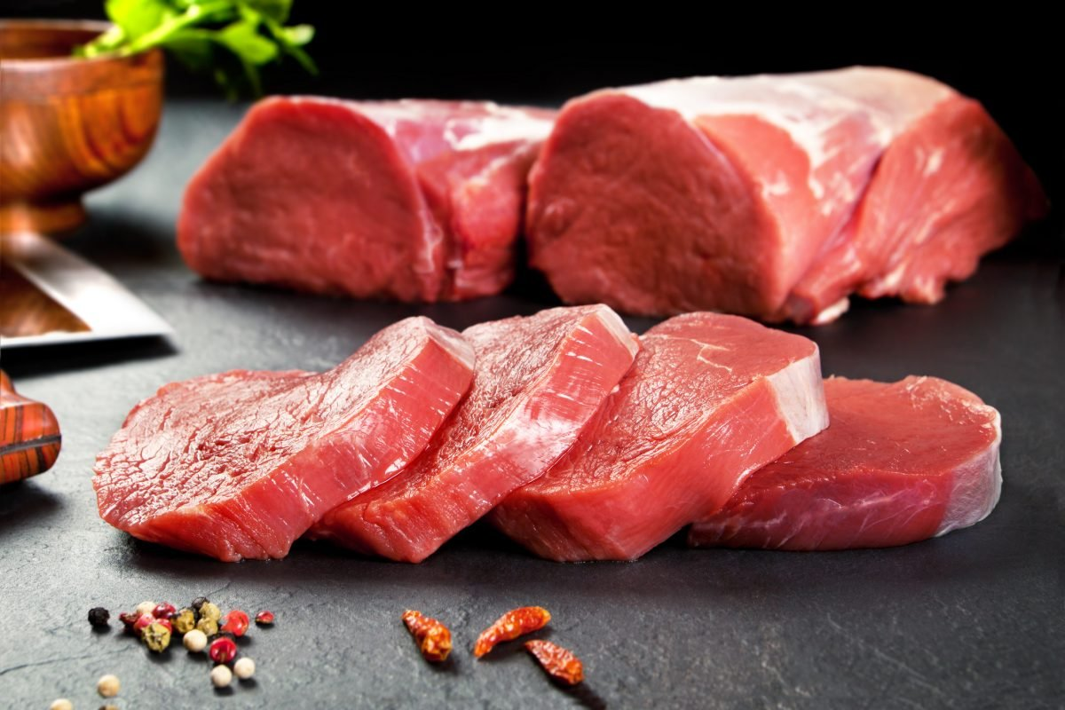 Red Meat provides protein