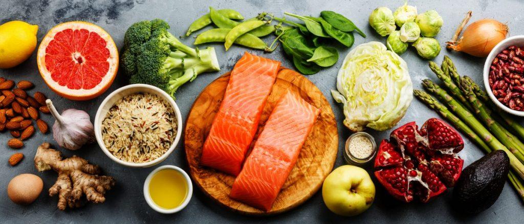 Nordic Diet Food