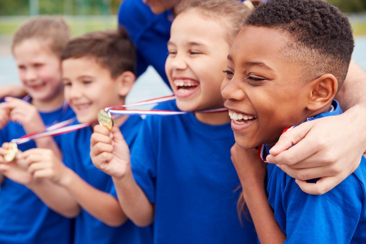 kids medal reward system