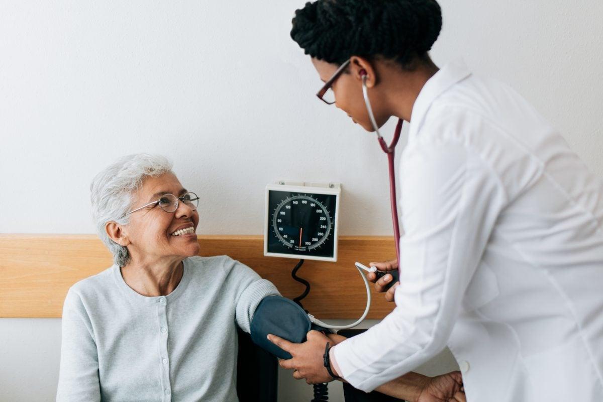 normal abnormal blood pressure