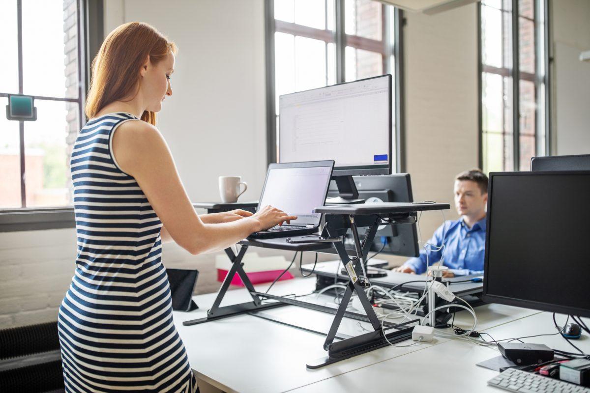 flexispot standing desk sciatica