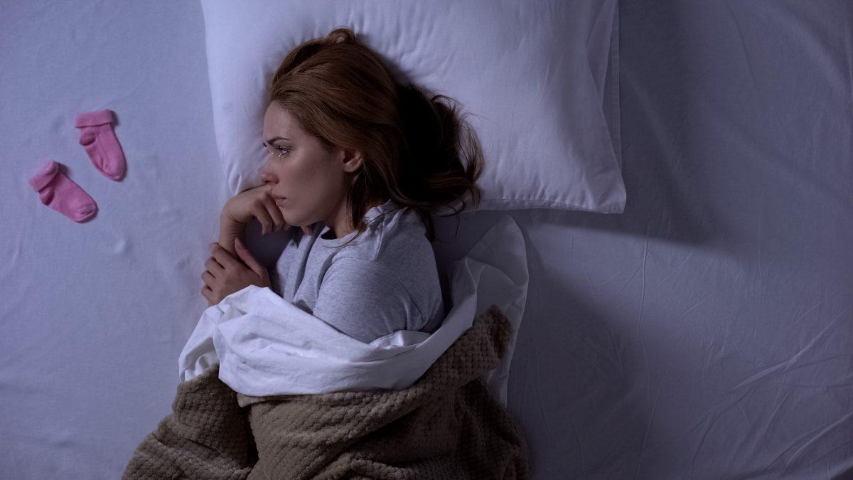 miscarriage stillbirth anxiety depression mother