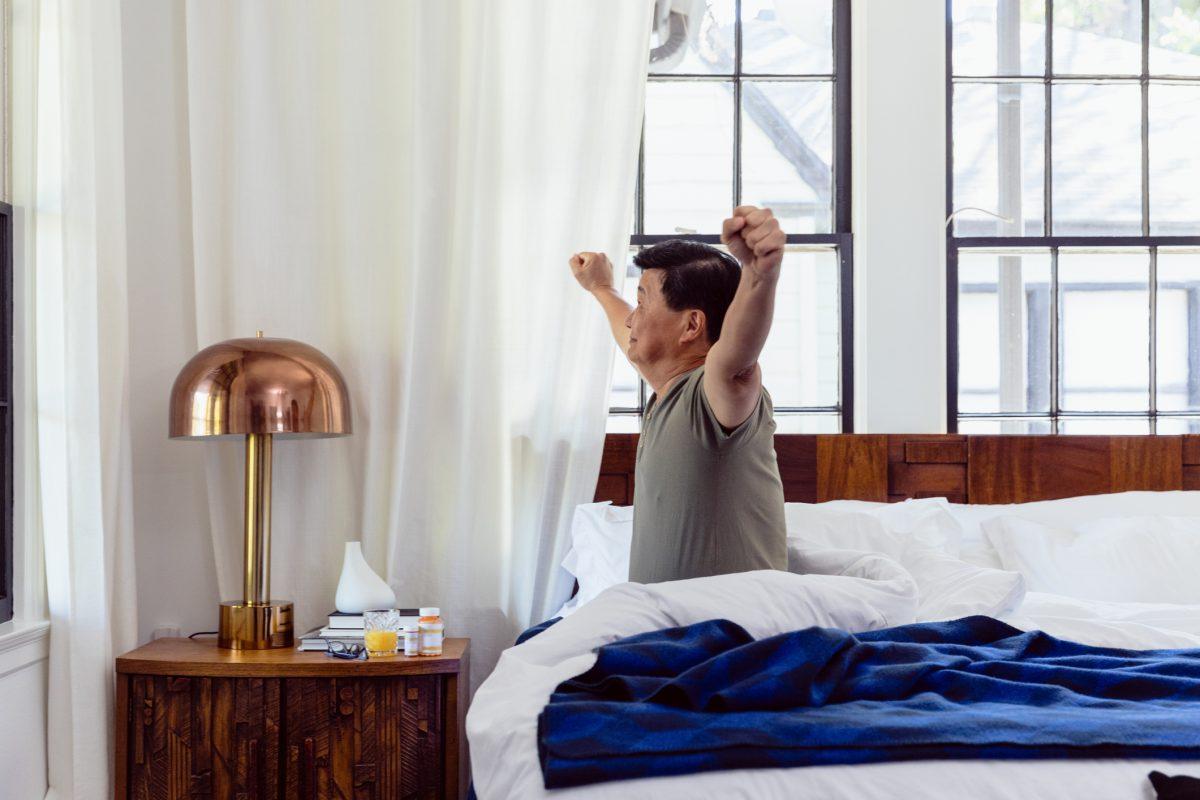 Managing illness prevents cramping