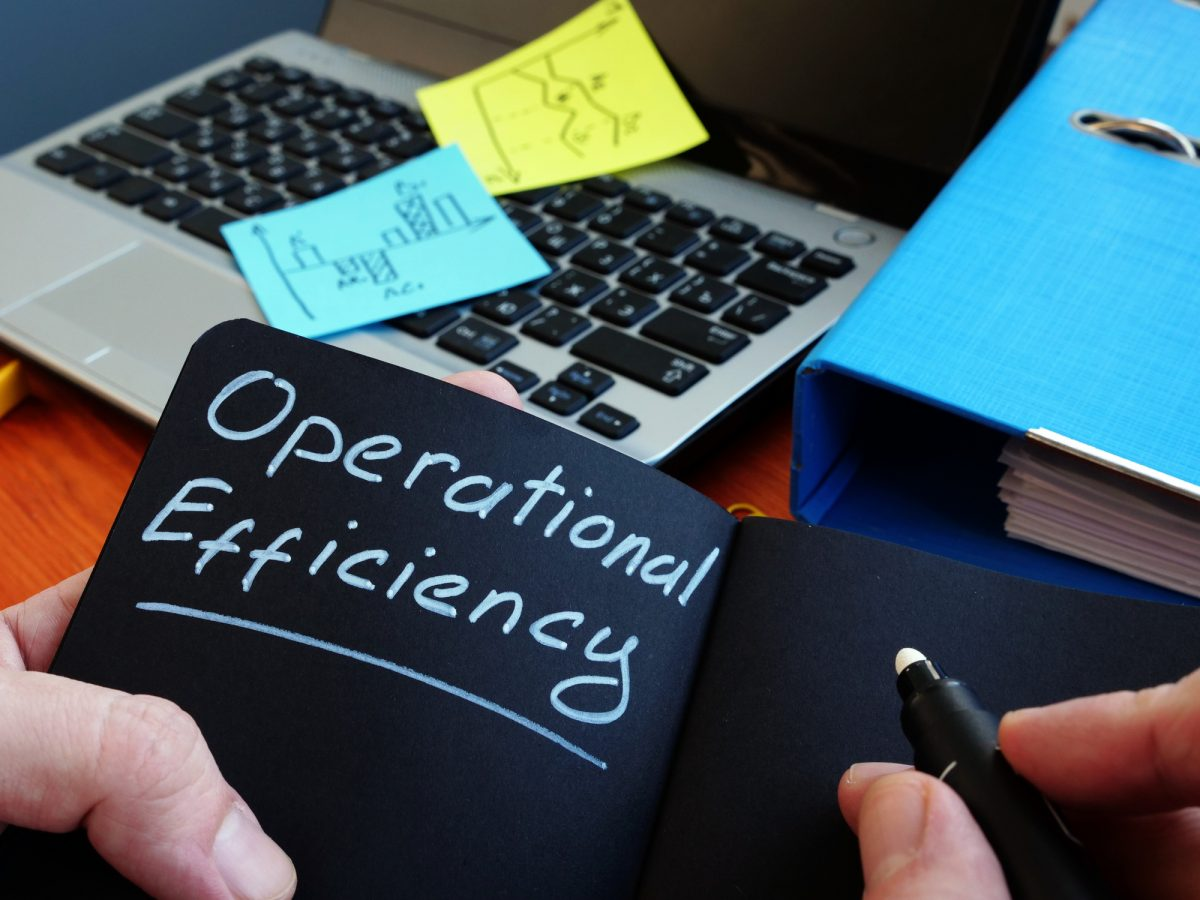 Operational efficiency improvements