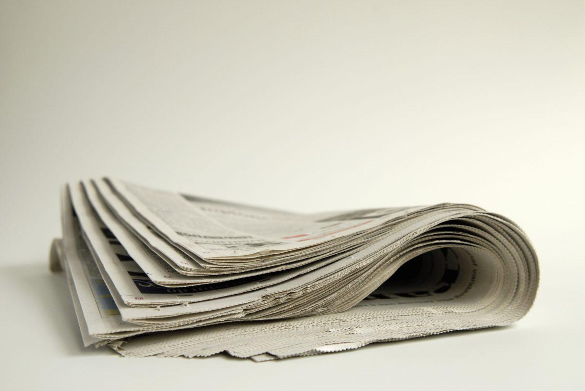 Newspaper Paper