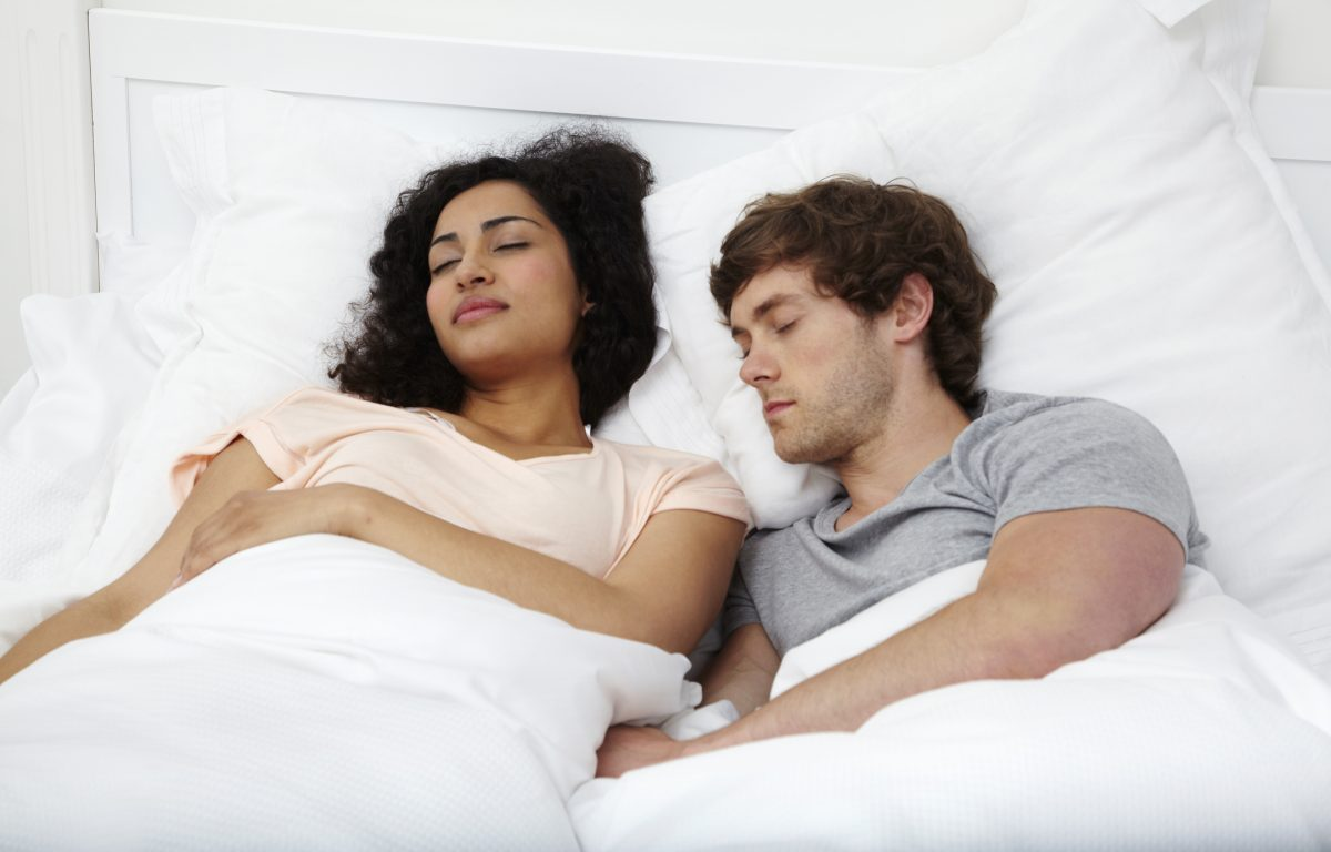 change sleep position pillows