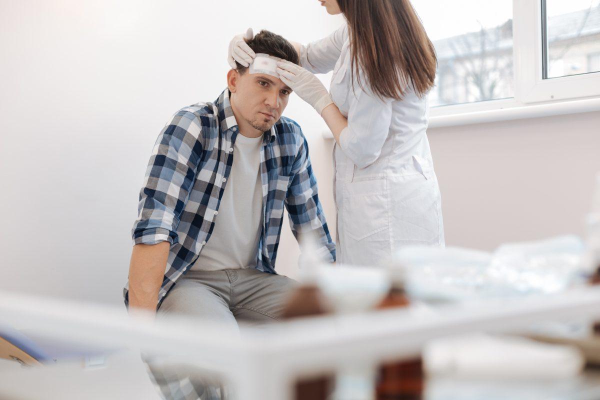 traumatic injury TBI