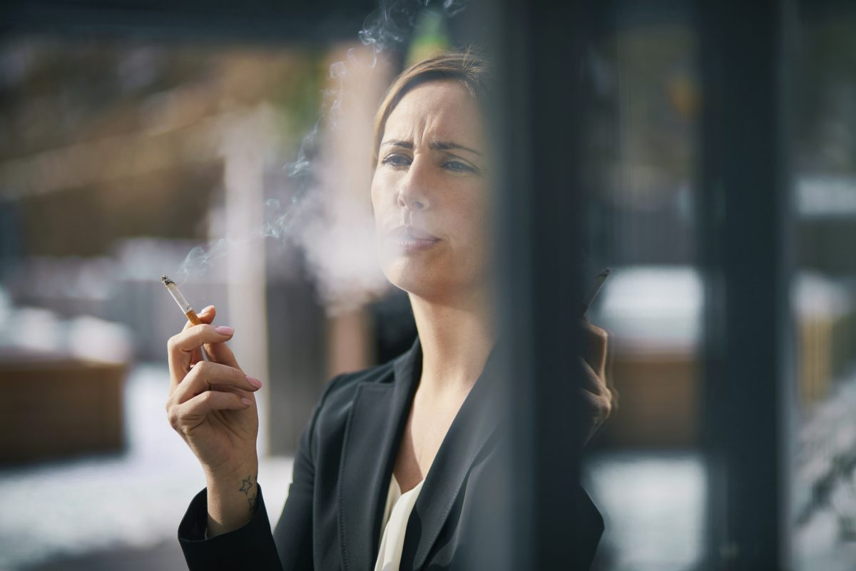 Smoking Acrylamide Tobacco Smoke Exposure