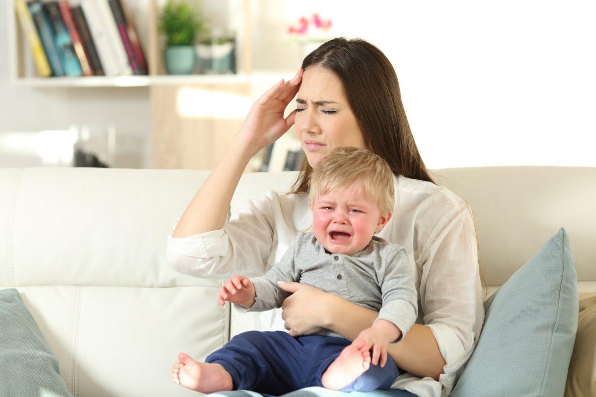 childbirth postpartum anxiety