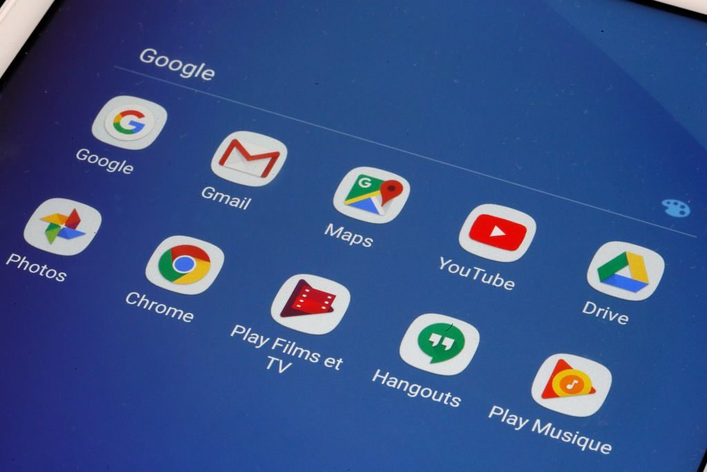 Hangouts integrates with other Google tools and programs.
