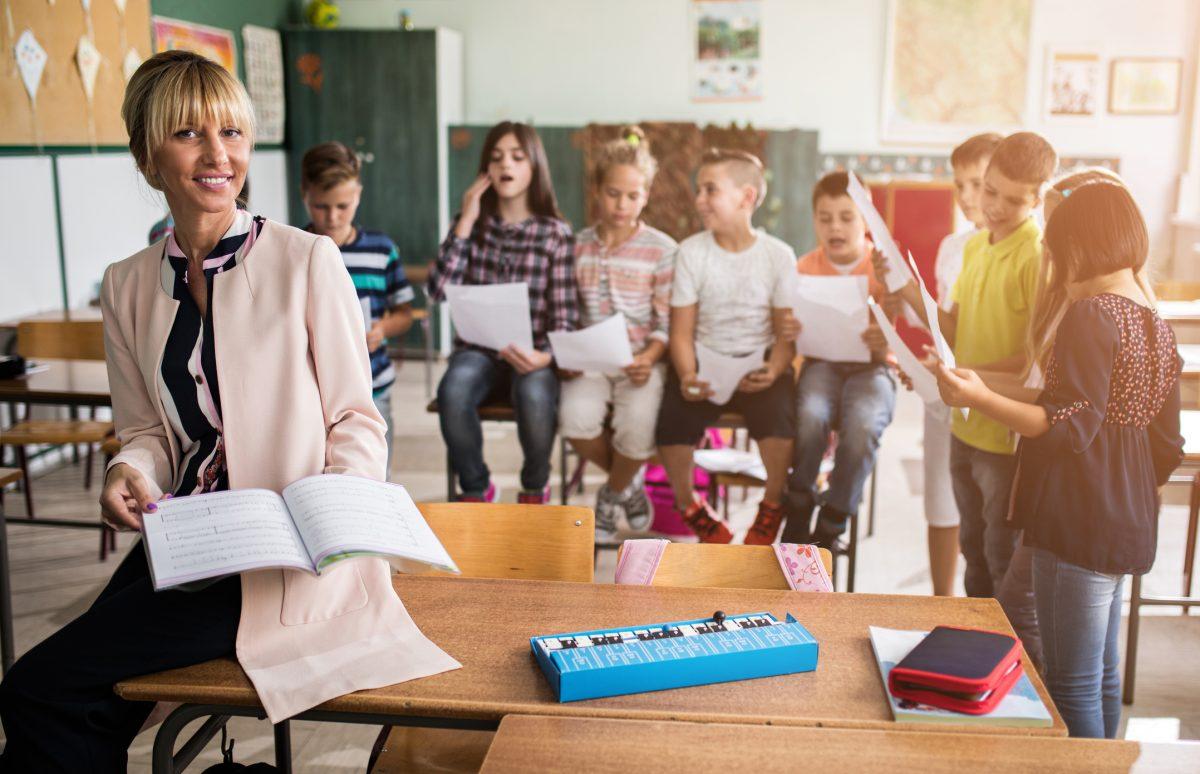 Industry Inferiority School Age