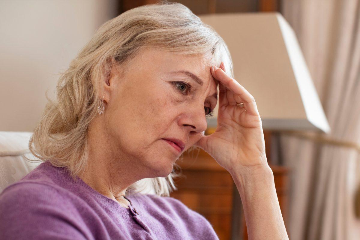 senior memory loss dementia