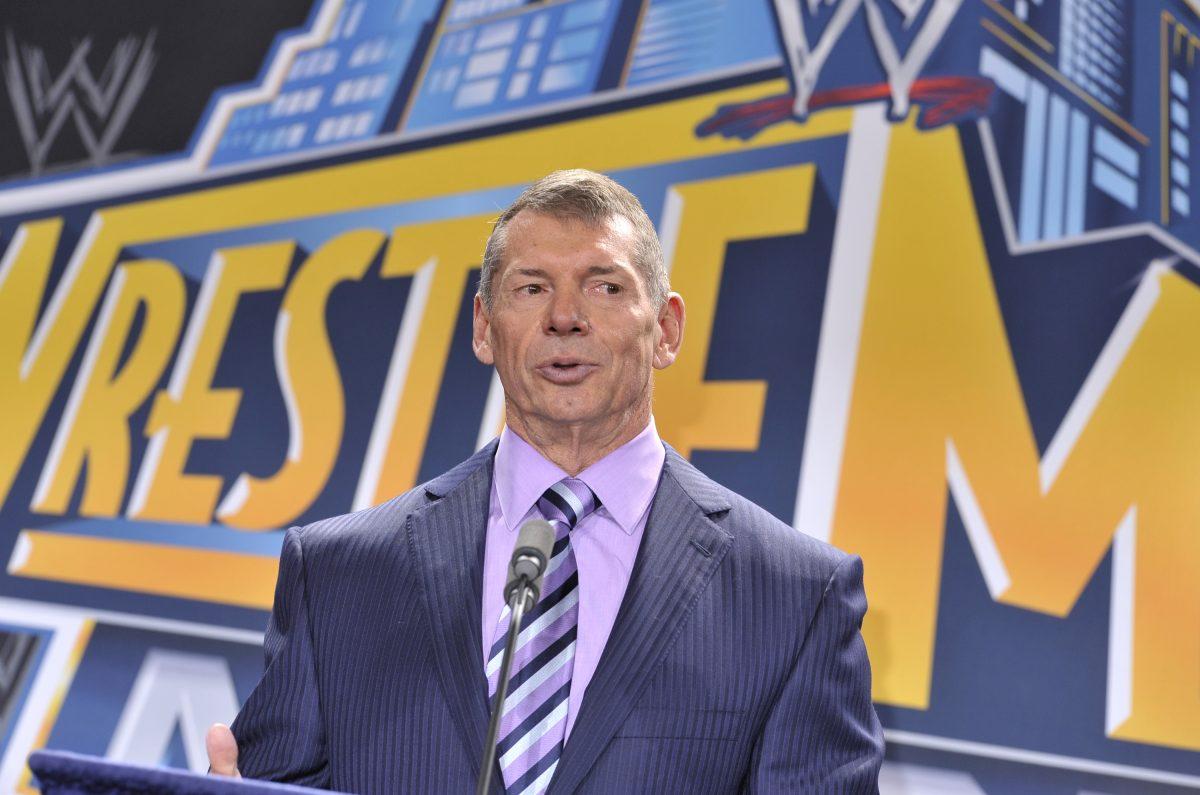 McMahon announces Wrestlemania