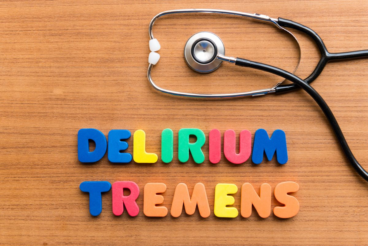 delirium tremens words stethoscope