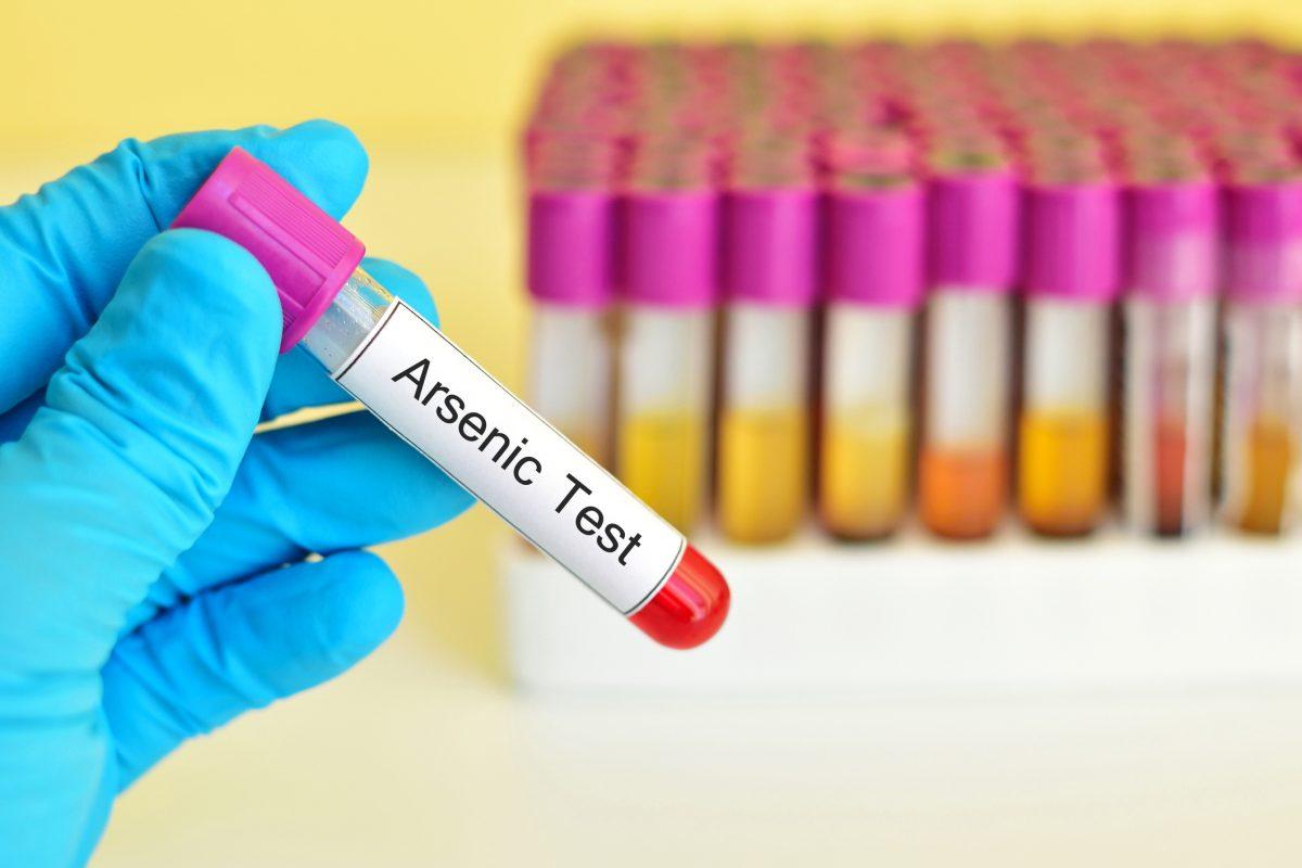 Environmental Carcinogens Arsenic Aristolochics Acids