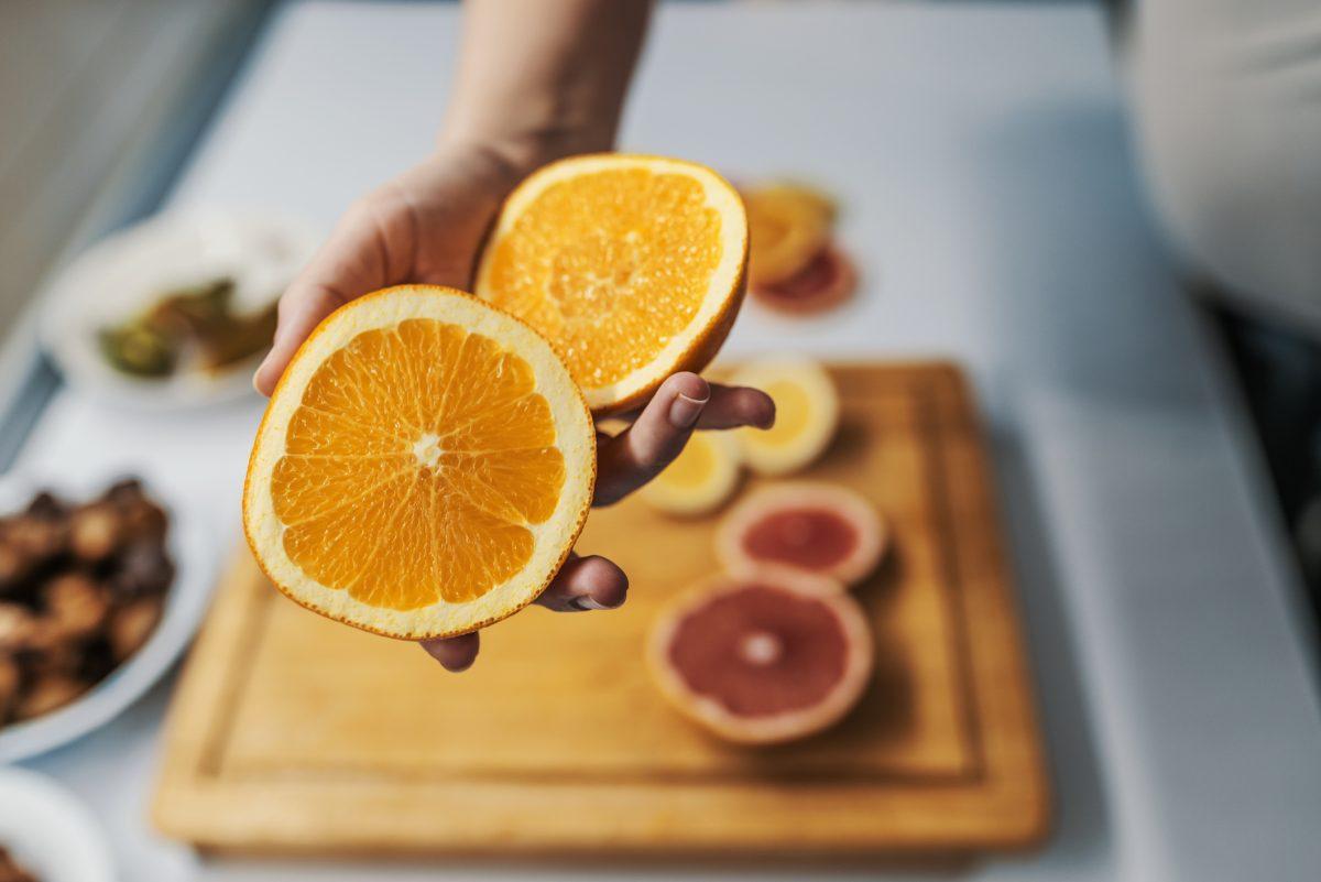 vitamin c oranges citrus