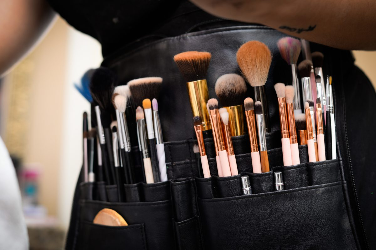 Maintaining your makeup brushes