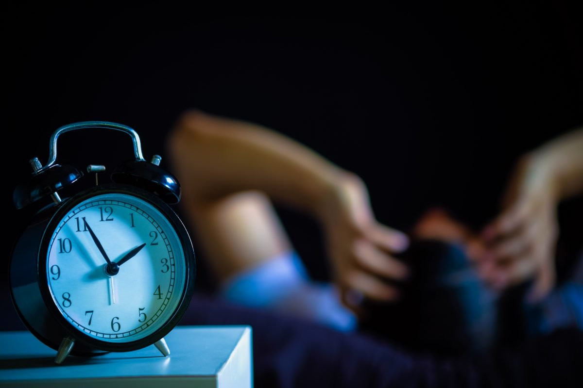 insomnia sleep disruption