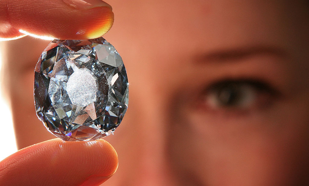 £9m Historic Diamond Goes On Sale At Christie's