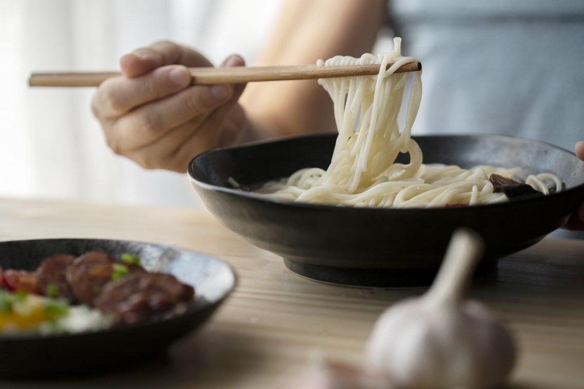 breakfast ramen noodles