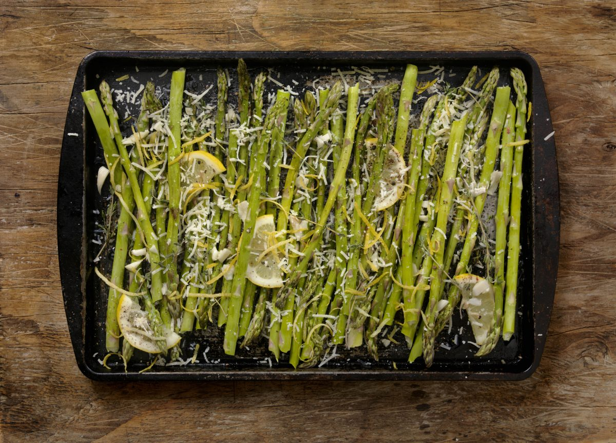 Recipe Asparagus Tasty Roasted