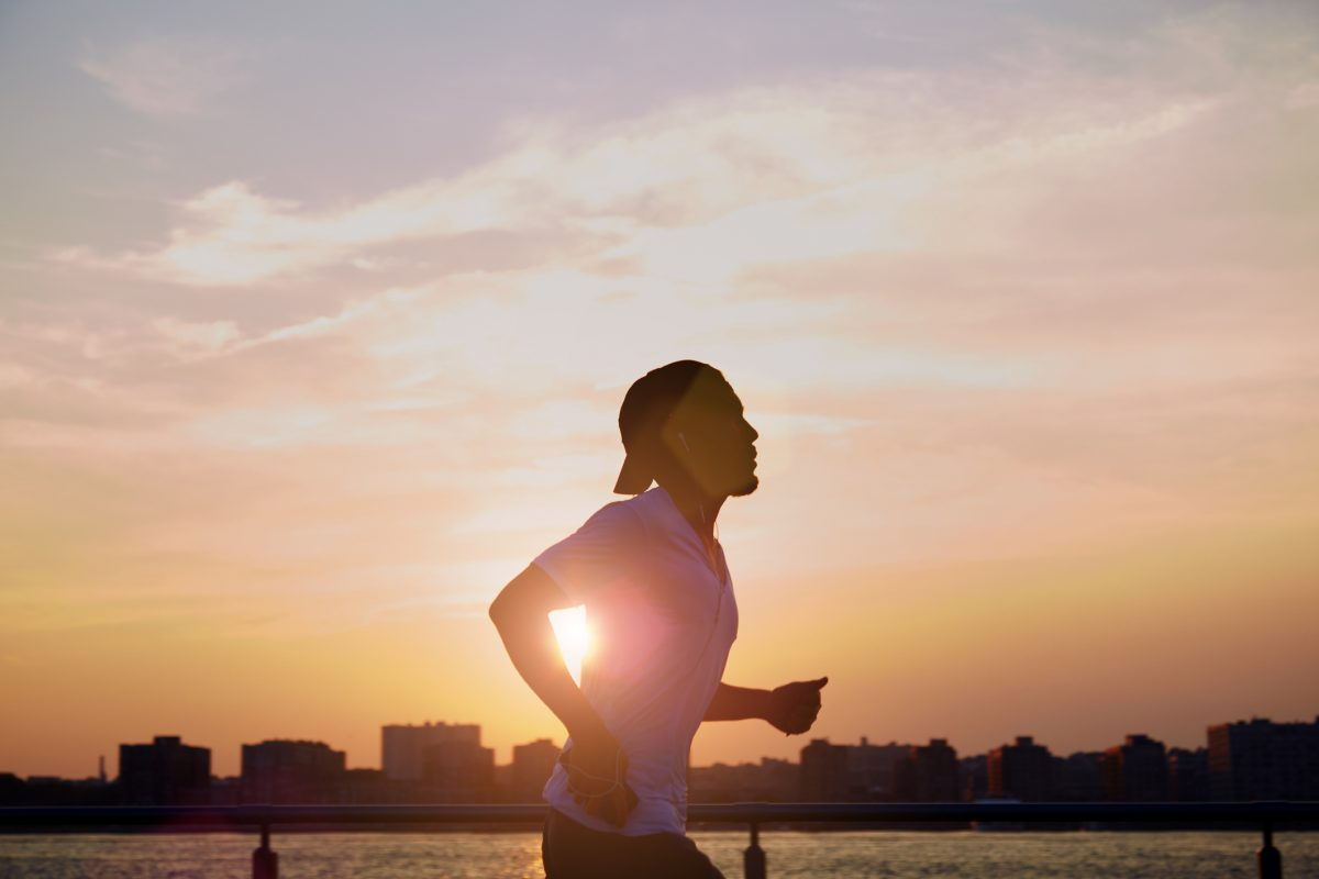 Interval Training Run