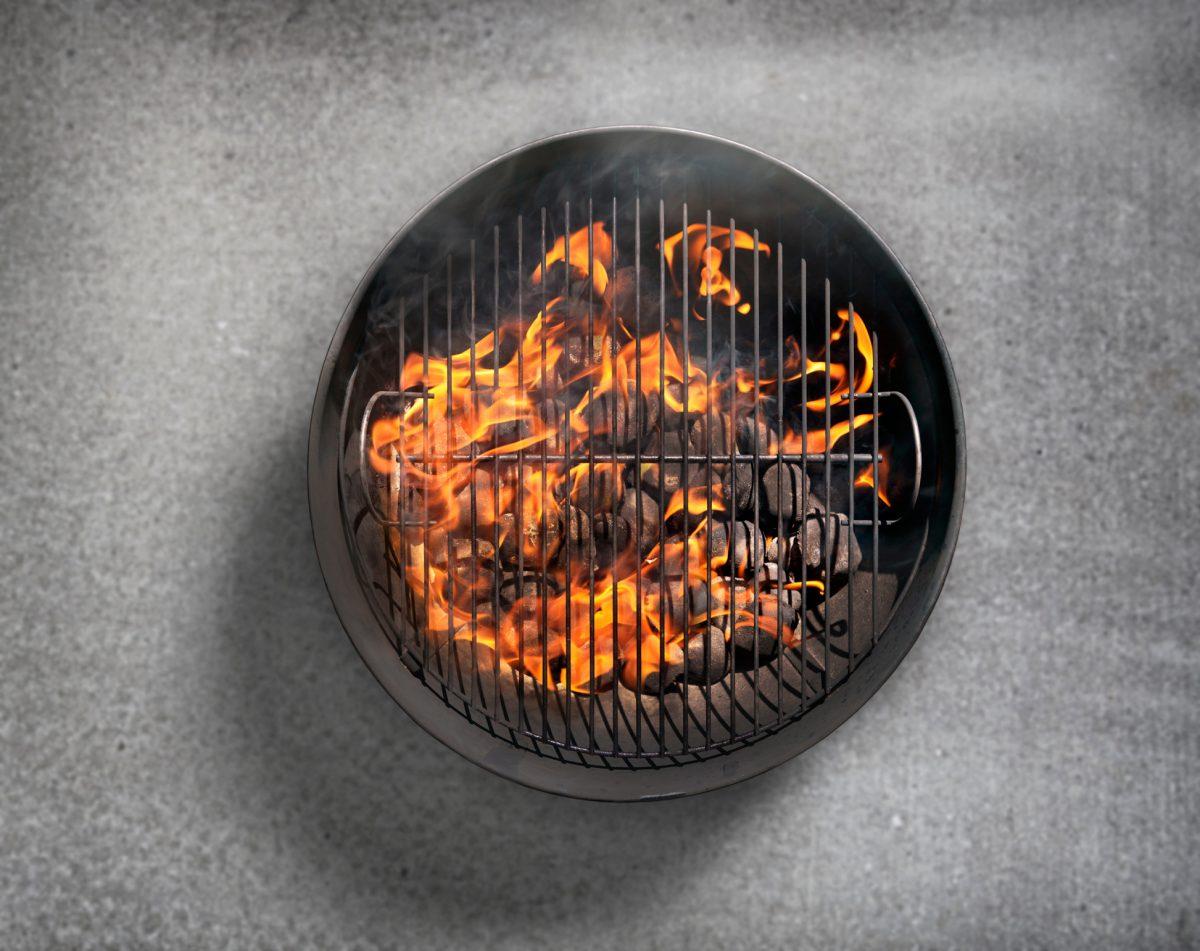 Two Tone Temperature Grill