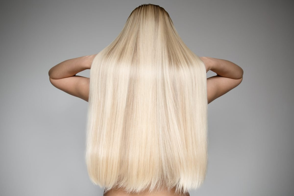 super long shape hair