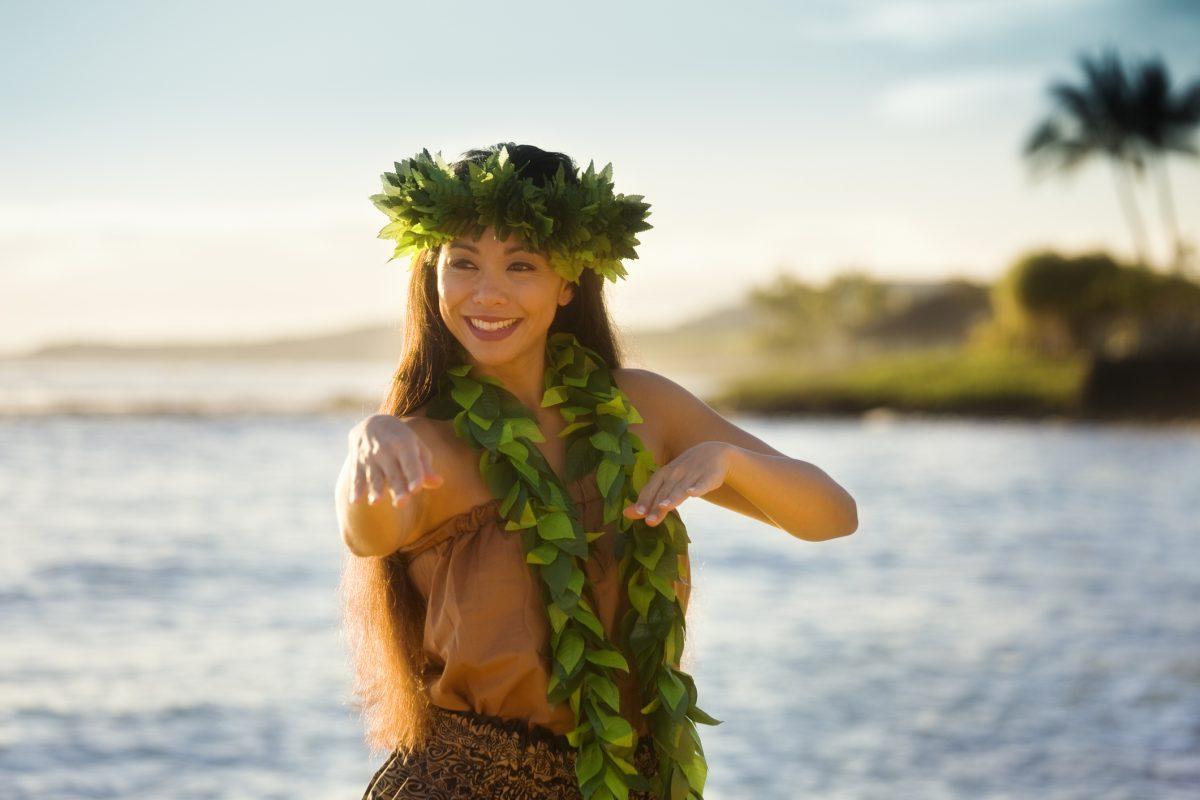 Hawaiian name Leilani