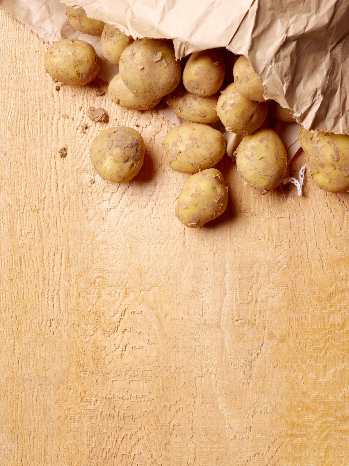 potato soap rust