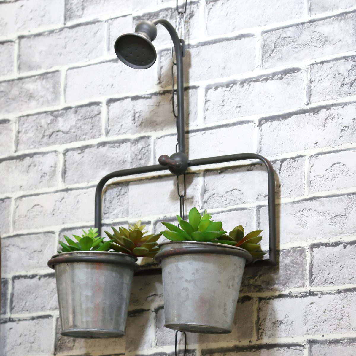 Use old pipe for a planter