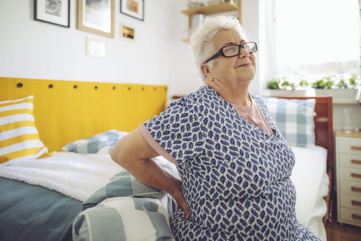 degenerative disc aging