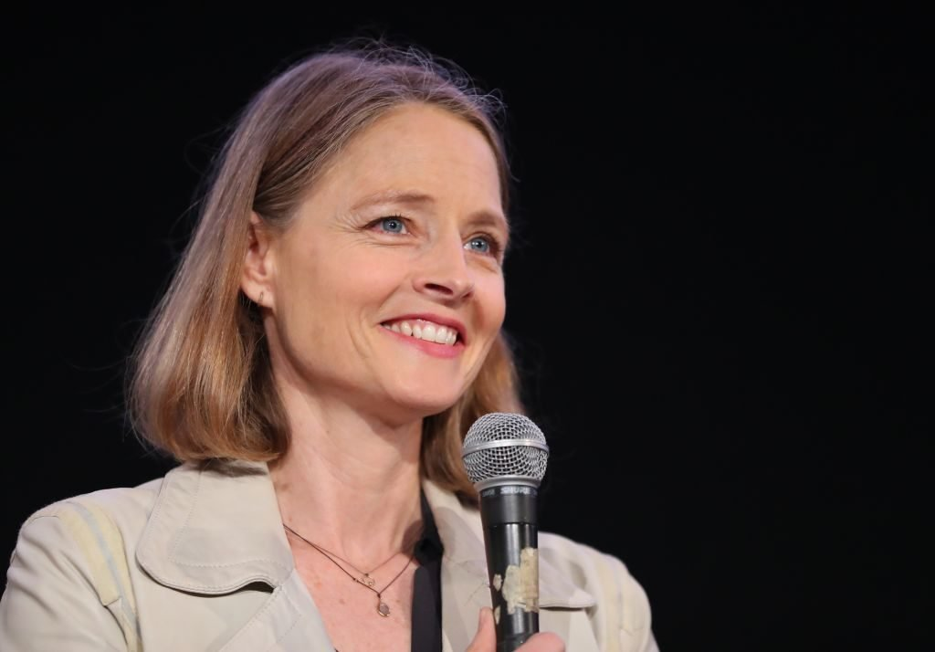 Jodie Foster Speaking Over fifty