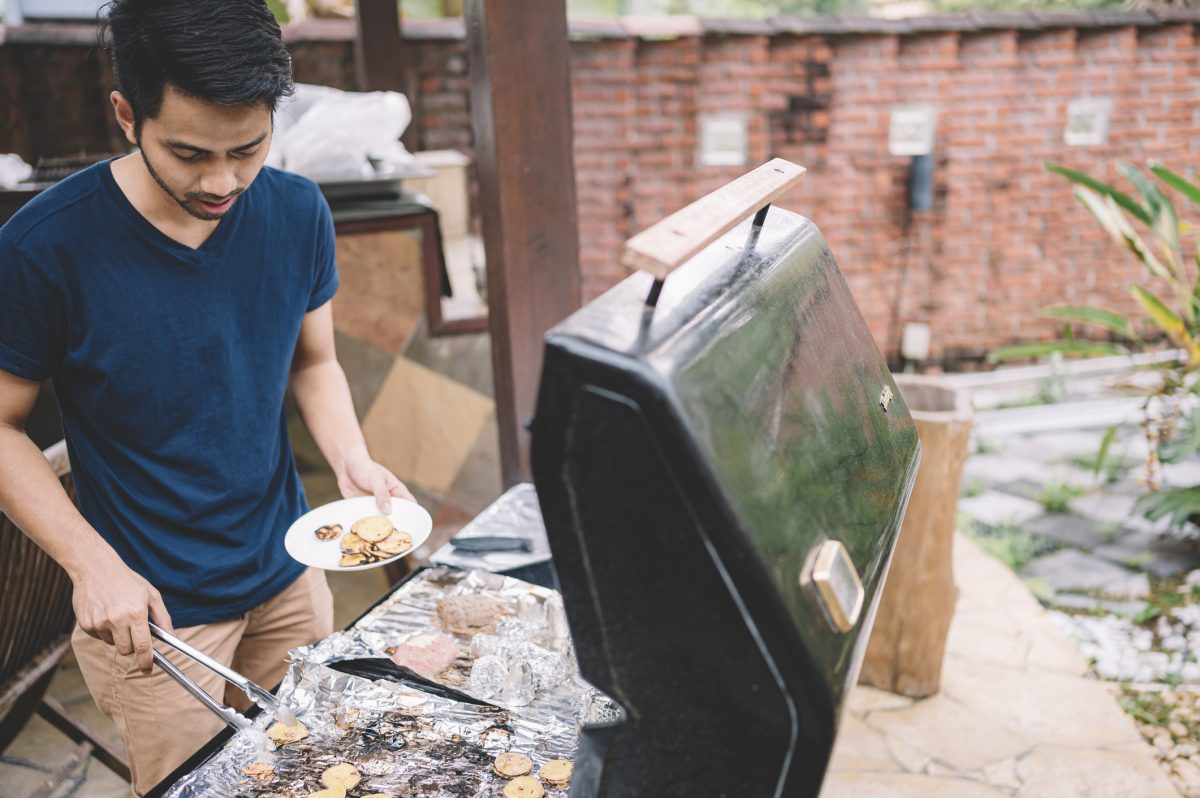 BBQ grilling is an artform