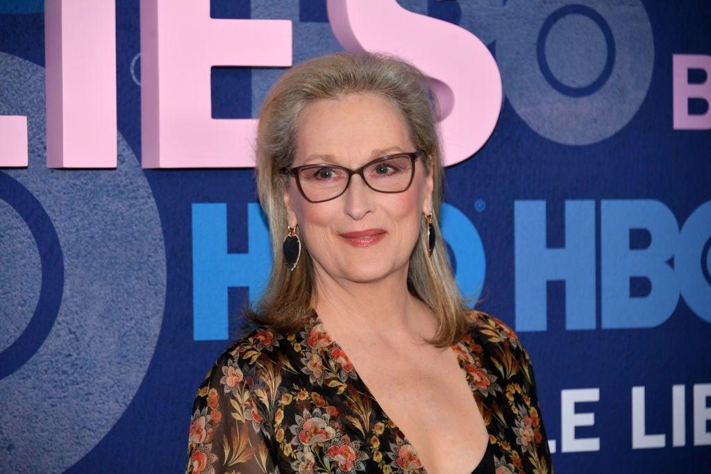 Meryl Streep Natural Hollywood Glamour