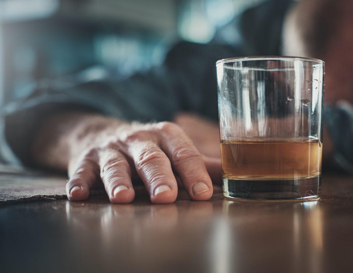 Wernicke encephalopathy alcohol