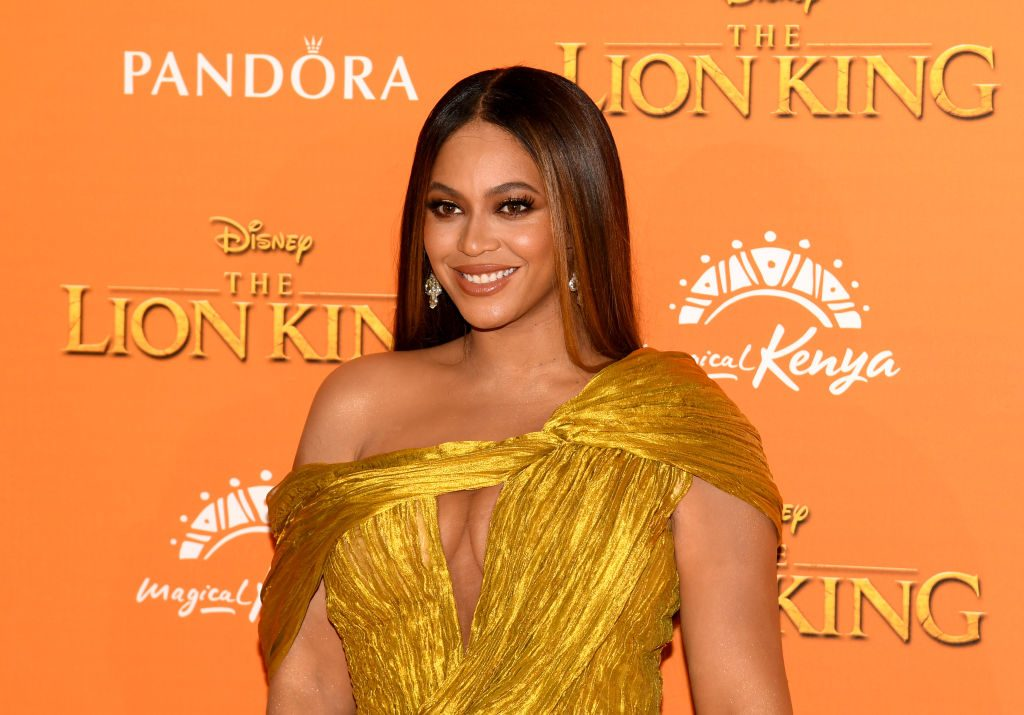 The Lion King film premiere