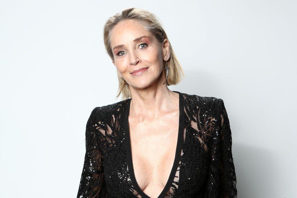 Sharon Stone 2020 no plastic surgery