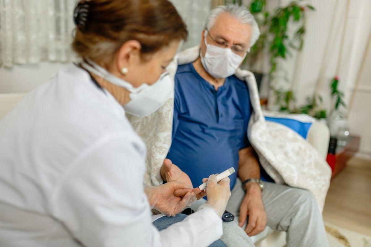 Diabetes autonomic retinopathy damaged nerves