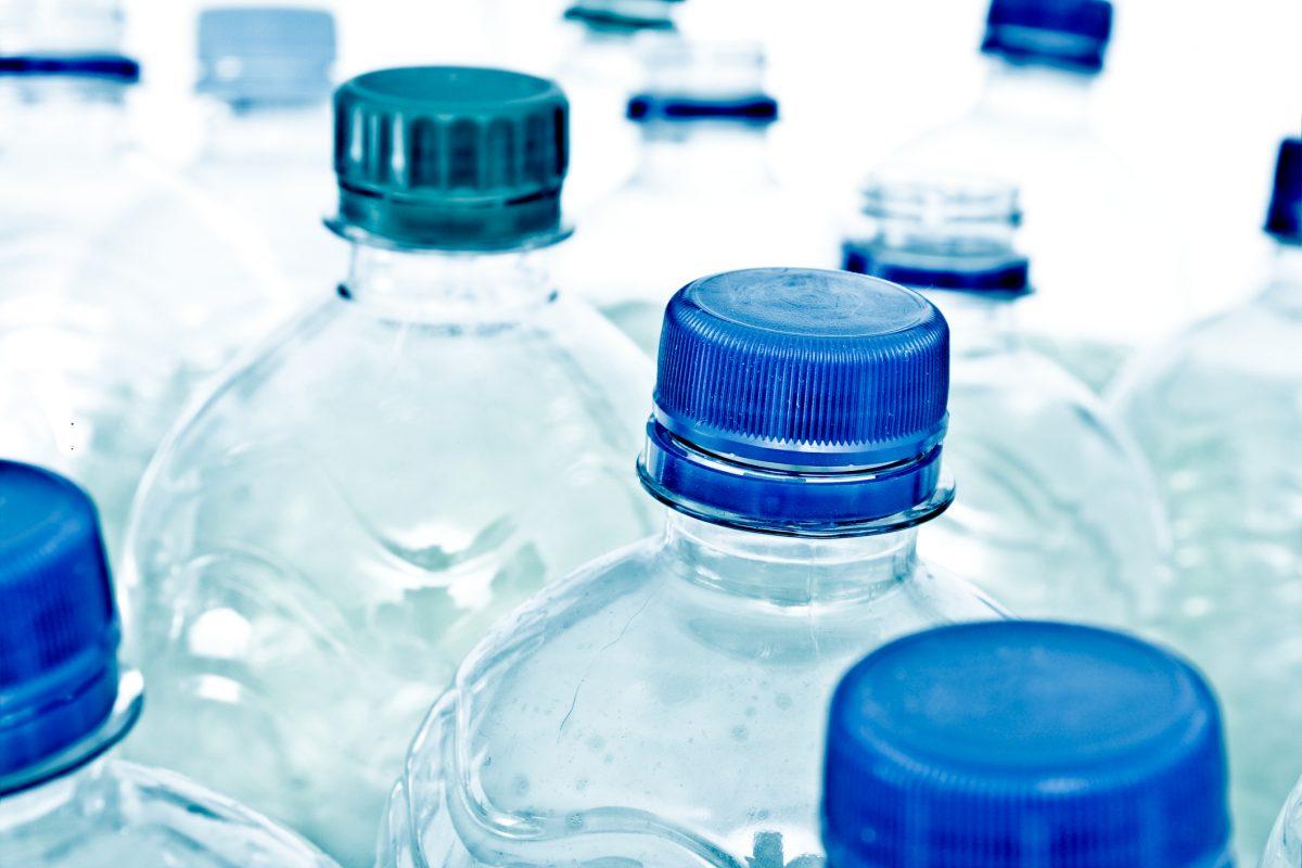 irrigation water sock plastic bottle