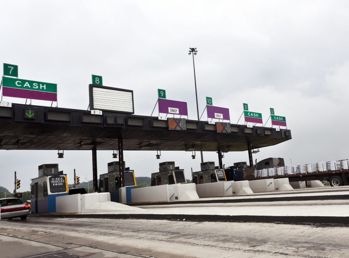 new jersey taxes toll roads