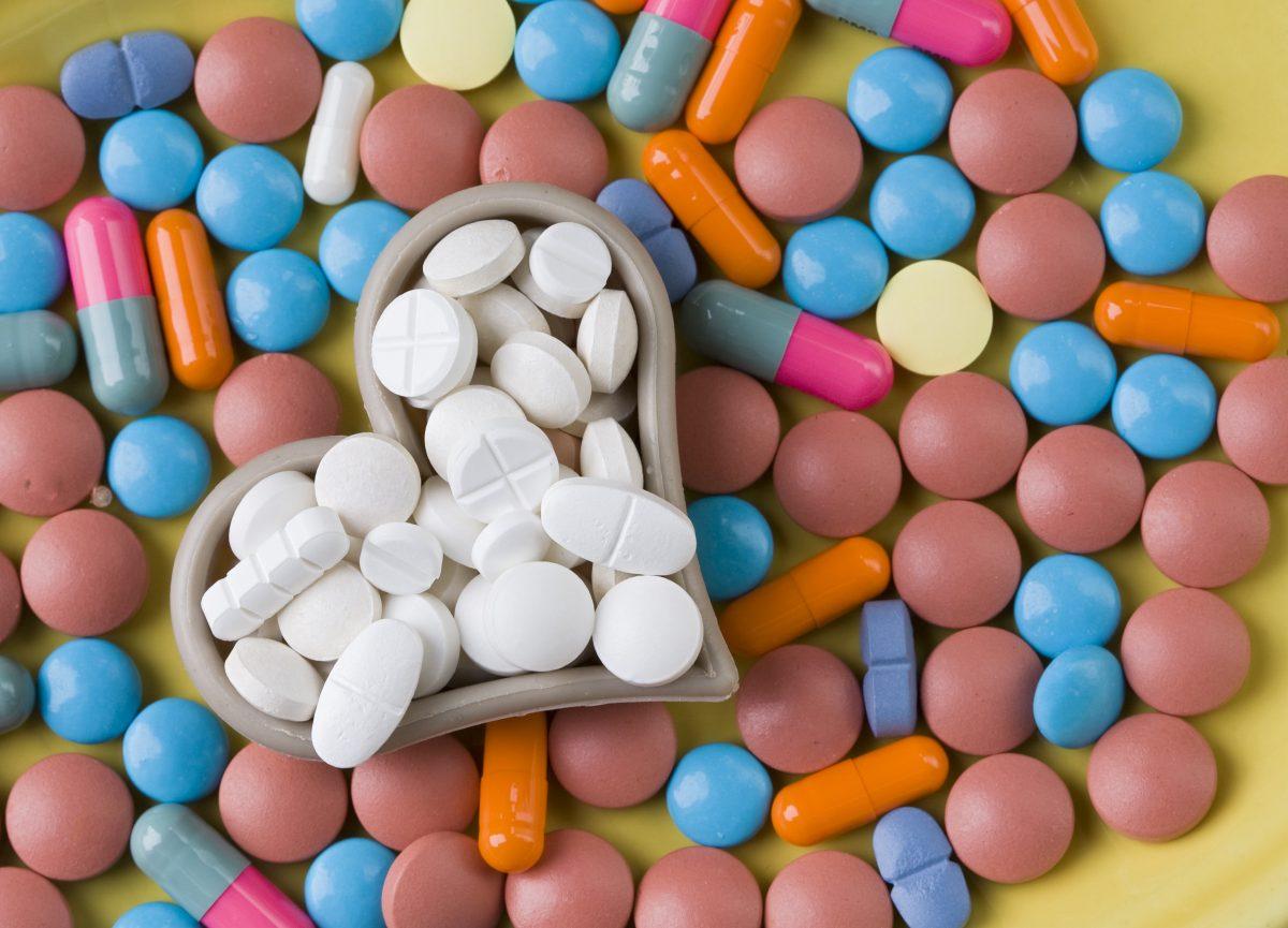 cardioselective heart pills