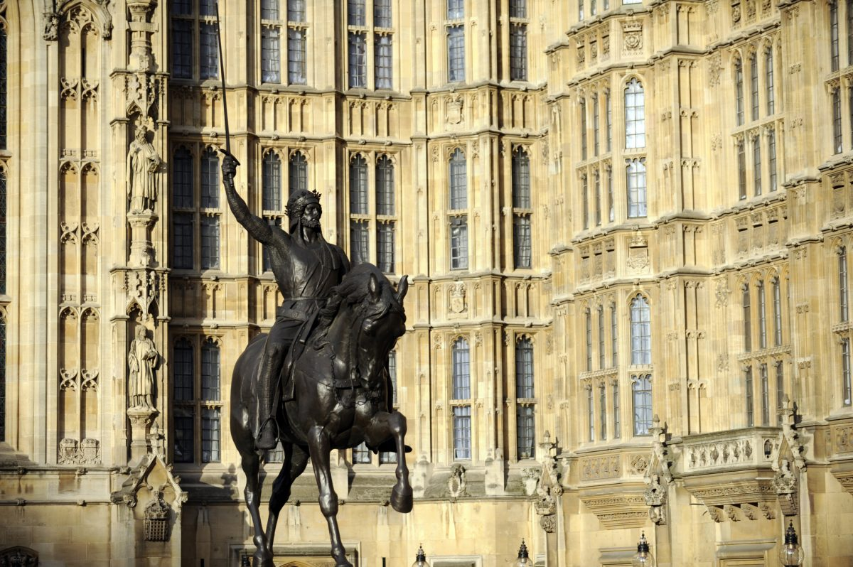 william conqueror statue