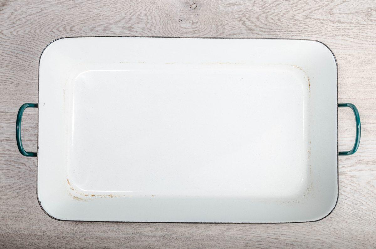 Heritage stoneware dish