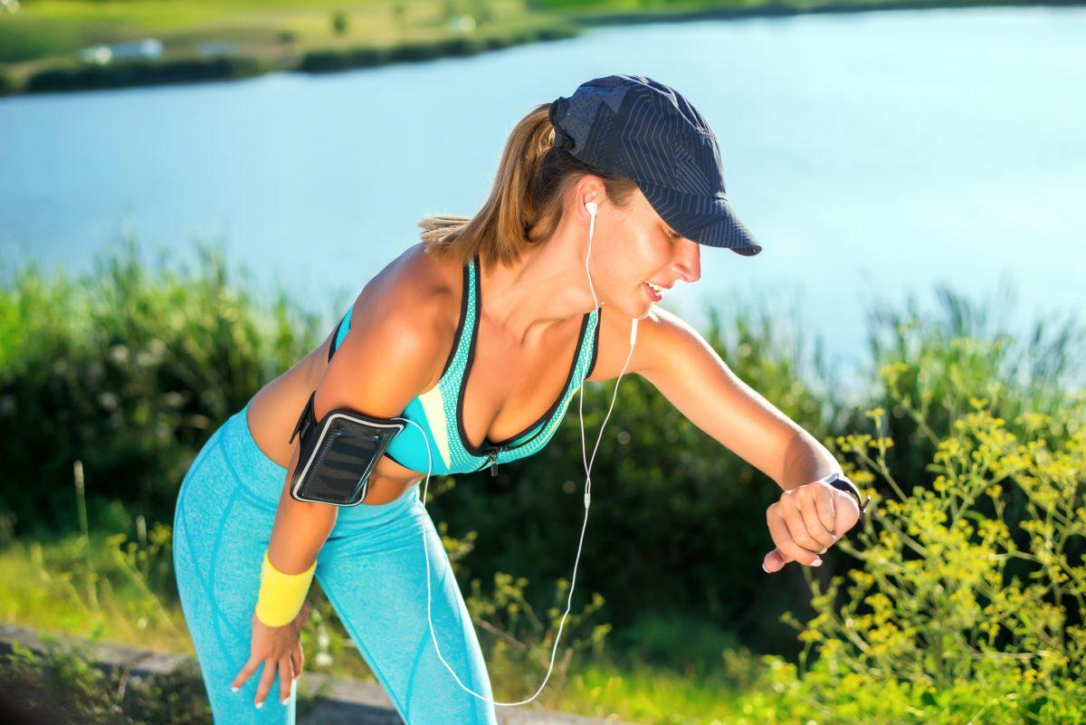 hot sweat exercise