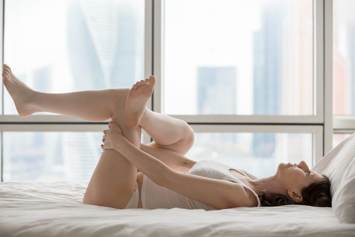 piriformis stretch yoga