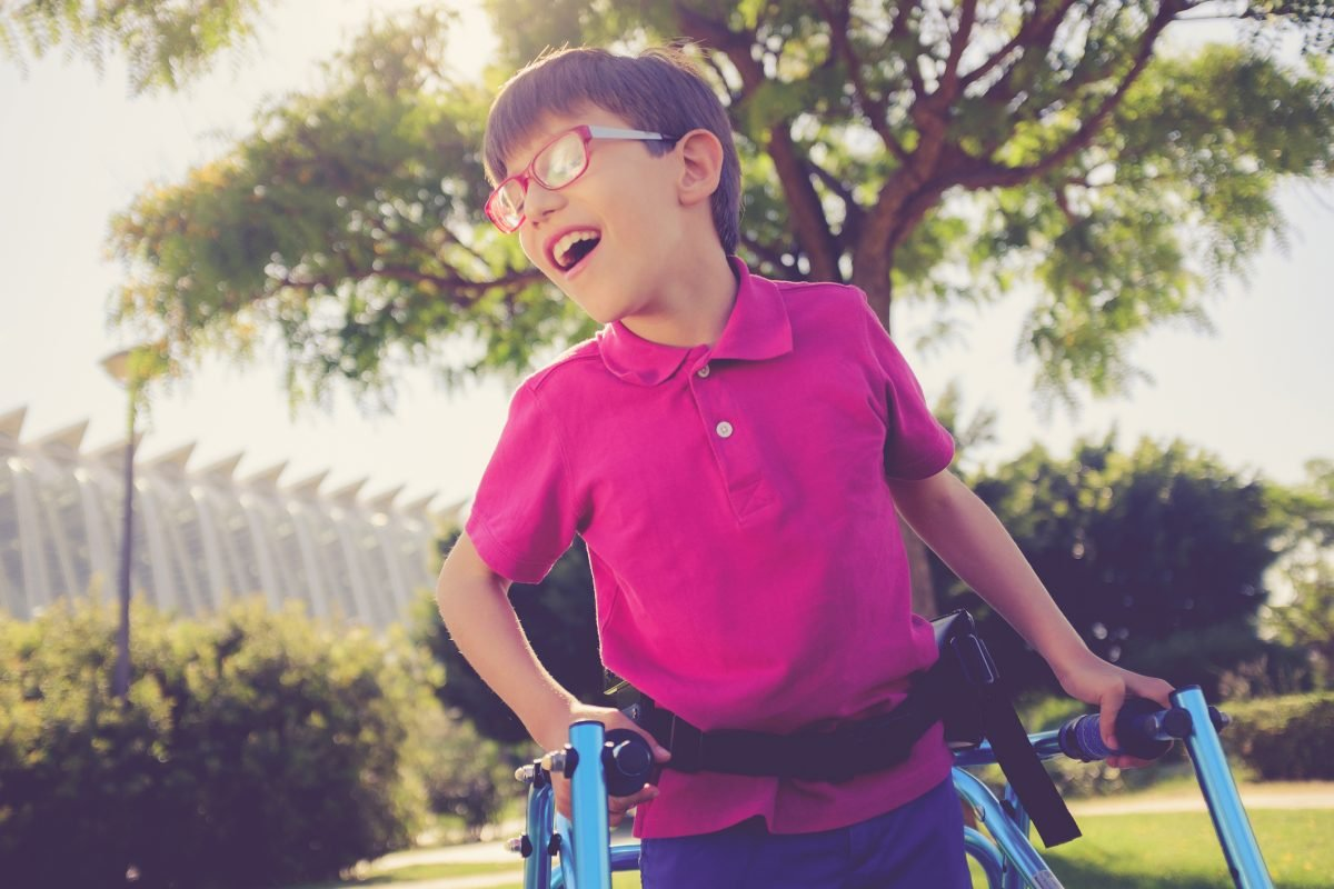 hypoxic cerebral palsy