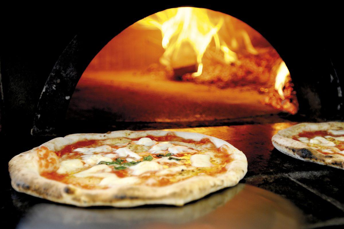 The origins of pizza