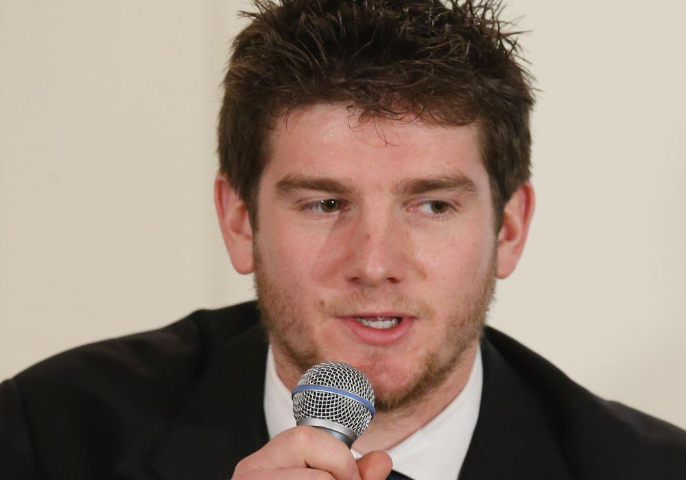Jonathan Quick mvp hockey player
